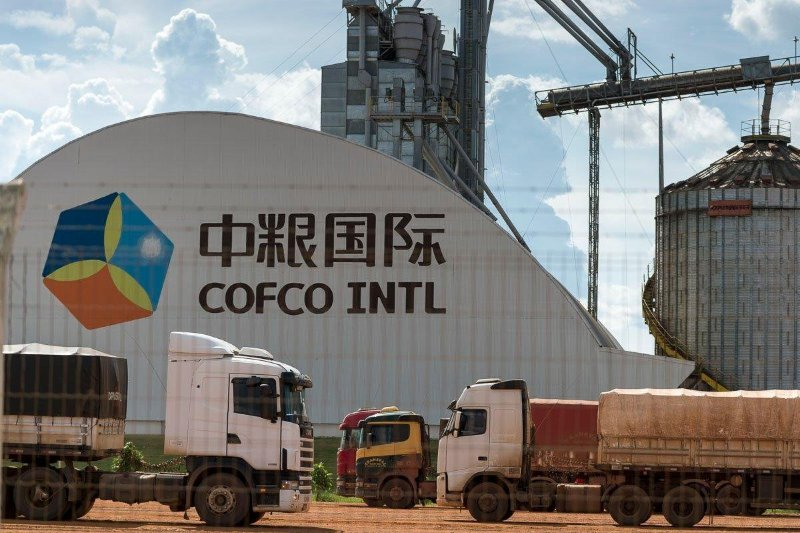 Chinese COFCO surpasess US companies as largest grain exporter from Argentina