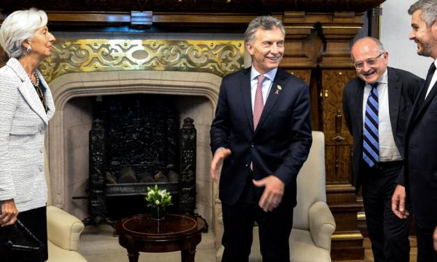 The IMF is fueling an Argentine crisis – again