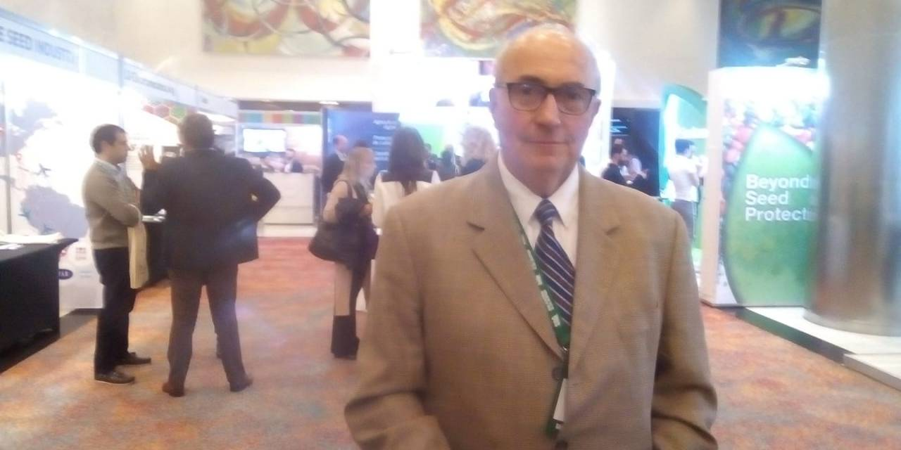 Breeder Rodolfo Rossi: Argentina could produce 72 million metric tons of soybean