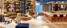 Hub Modern Hotel Lobby Le Ridien Orleans