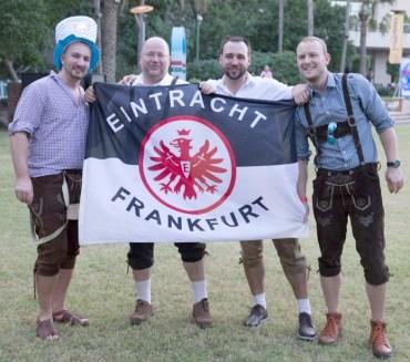 Freunde aus Frankfurt