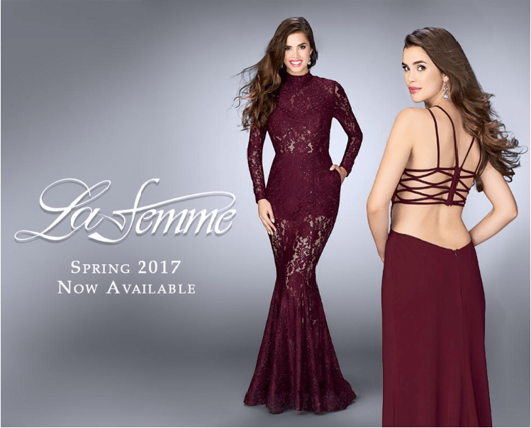 La Femme Prom Prom Dresses, Pageant Dresses, Cocktail