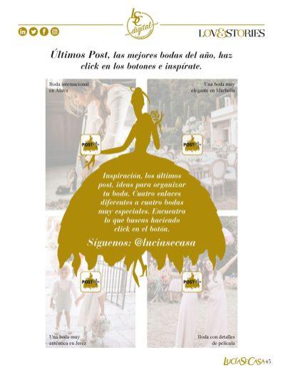 Nueva edición online e interactiva LucíaSeCasa