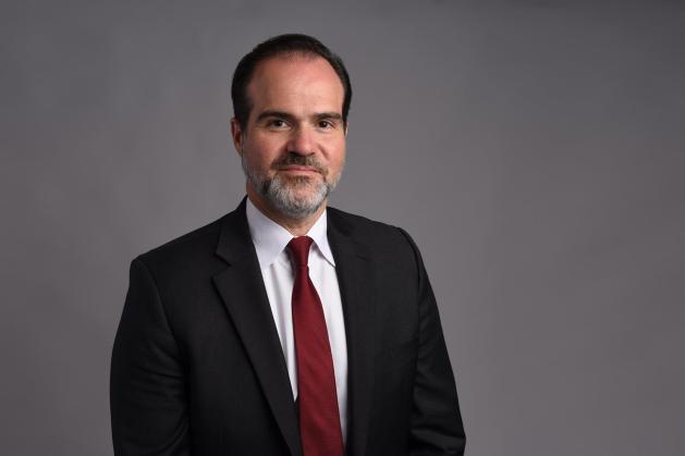 Fotografía cedida por el Banco Interamericano de Desarrollo (BID) donde aparece su presidente, Mauricio Claver-Carone. EFE/BID