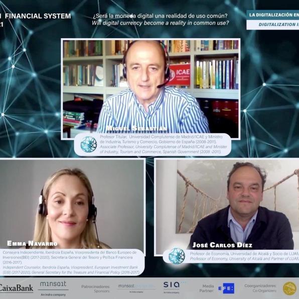 Sector financiero plantea el futuro de dinero efectivo en Summit Digital Coin.