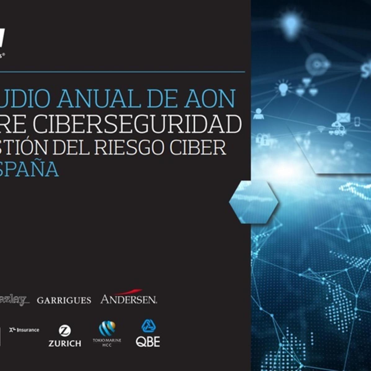 Estudio sobre Ciberseguridad y Gestión del Riesgo Ciber en España / Autor: Dirección de Comunicación Aon