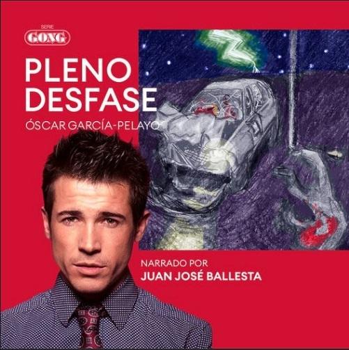 Juan José Ballesta locutando 'Pleno desfase' (Ed. Serie Gong) / Autor: Editorial Serie Gong