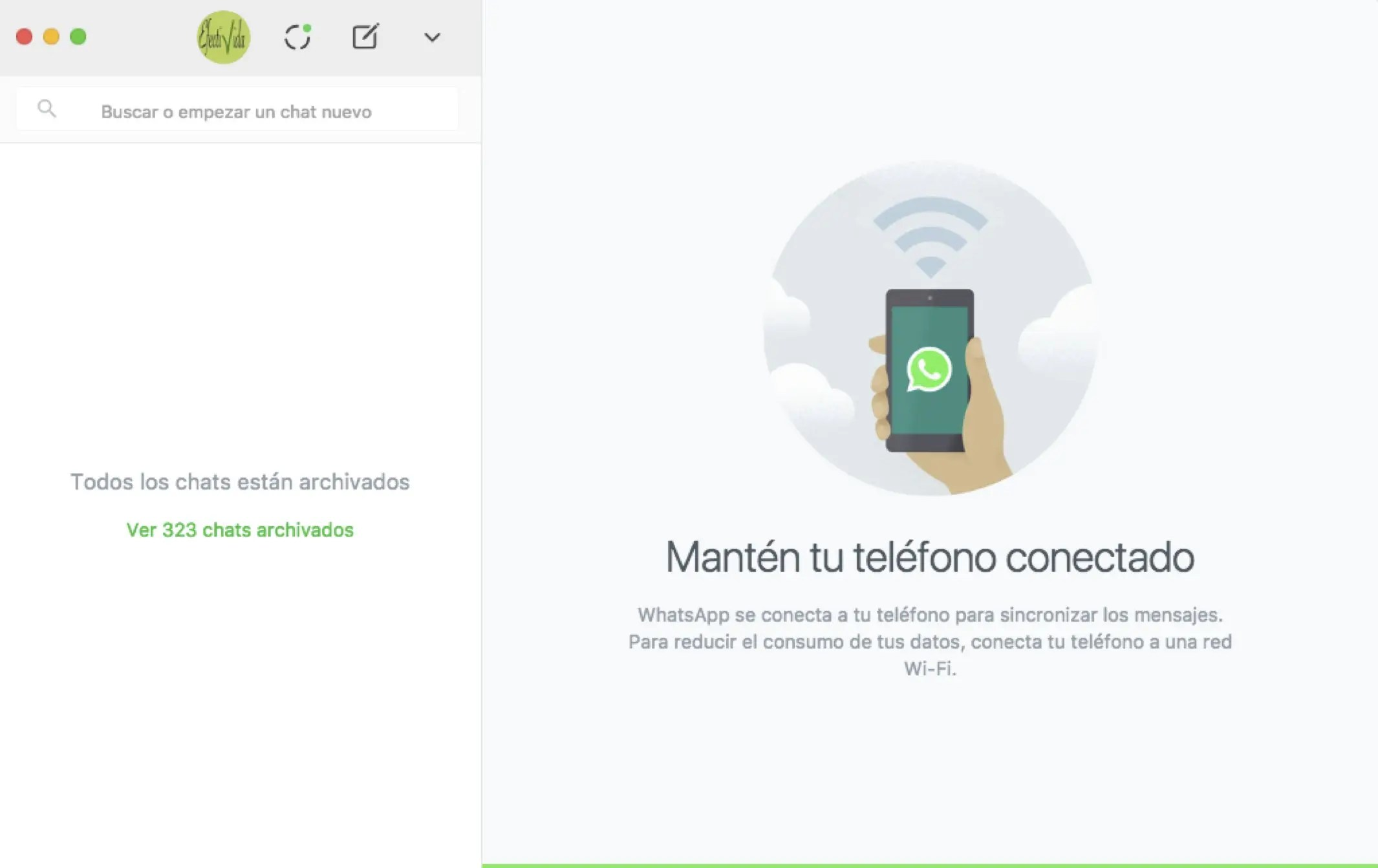 Inbox zero extreme en Whatsapp