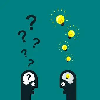 Preguntar demuestra que las ideas del otro nos interesan