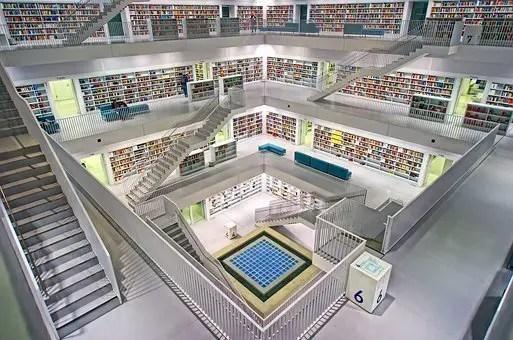 Google es la biblioteca de las bibliotecas
