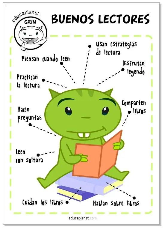 Ventajas de ser un buen lector
