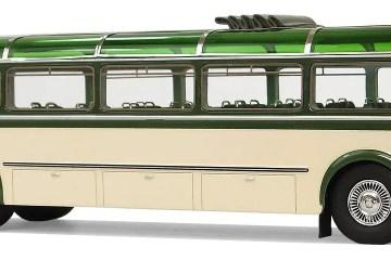 Un autobús antiguo