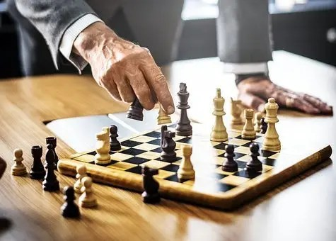La vida es como el ajedrez: infinitas opciones a elegir