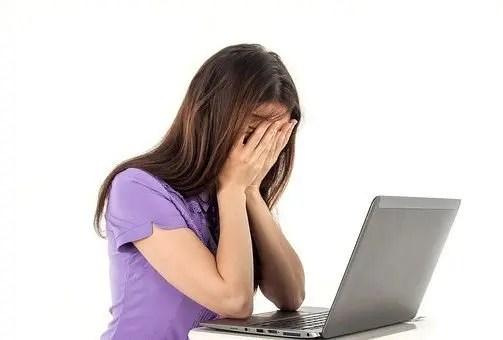 Frustración al buscar empleo