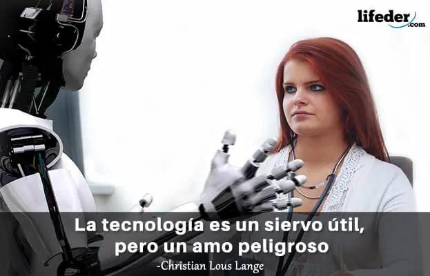 La tecnología es un siervo útil, pero un amo peligroso