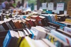 La cantidad de libros es enorme