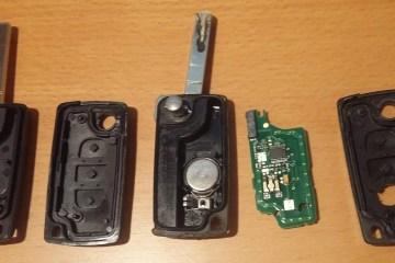 Sustituir carcasa mando a distancia