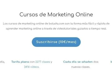 Web de Marketing Online - Joan Boluda