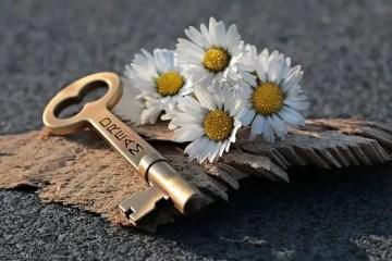Una llave antigua
