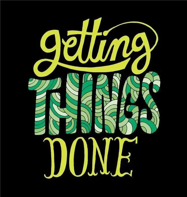 GTD Getting Things Done