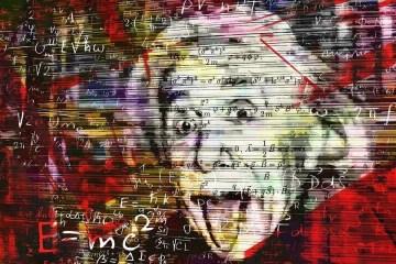 Einstein y su teoría de la relatividad