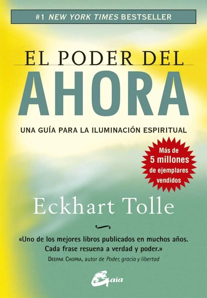 El poder del ahora, de Eckhart Tolle