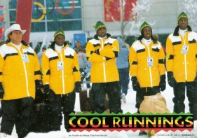 "Fotograma de película ""Cool Runnings"""