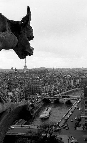 Gárgula da Notre-Dame (1969)
