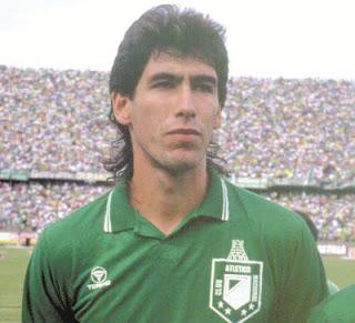 Andrés Escobar, o finado zagueiro.
