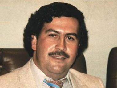 Pablo Escobar, o finado mecenas