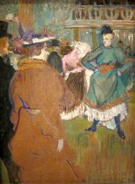"""""""Quadrille at the Moulin Rouge"""" (1892)"""