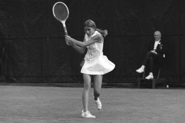 Jimmy Connors e Chris Evert têm as primeiras vitórias no US Open