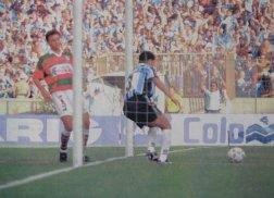 O primeiro gol, de Paulo Nunes