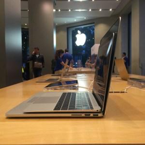 "MacBook 2015 vs MacBook Pro Late 2013 15"""