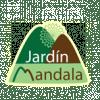 diseño logotipo jardín mandala