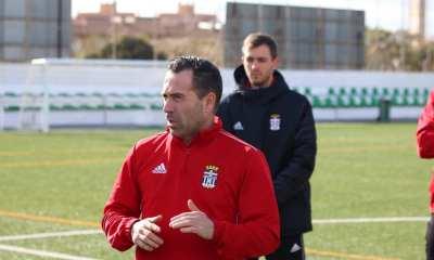 Bascuñana deja de ser entrenador del filial