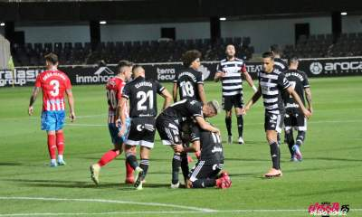 Elady celebra gol llorando
