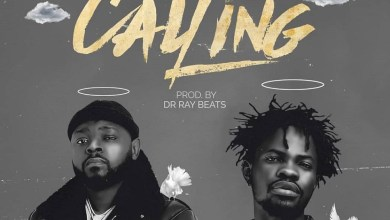 Kwesi Ramos Ft. Fameye - Calling Mp3 Audio Download