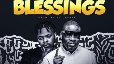 Minister Ladi Ft. Olamide - Blessings Mp3 Audio Download