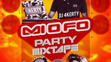 DJ 4kerty - Mi O Fo (December 2019 Party Mixtape) Mp3 Download