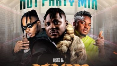 DJ Baddo - Hot Party Mix (Mixtape) Mp3 Audio Download