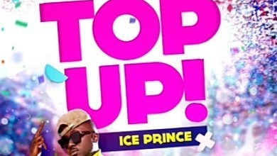 Ice Prince - Top Up Mp3 Audio Download