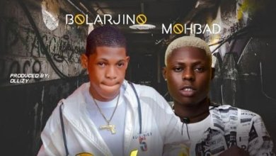 Bolarjino Ft. Mohbad - Binu Mi Mp3 Audio Download