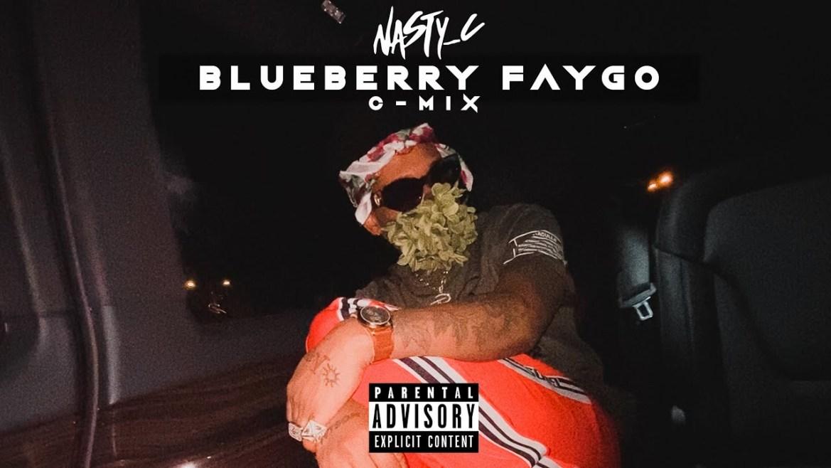 Nasty C - Blueberry Faygo (C-Mix) Mp3 Audio Download