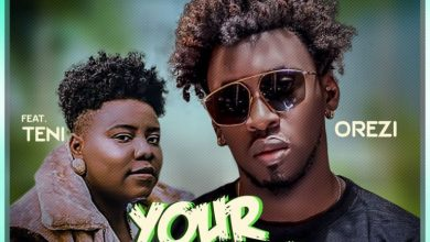 Orezi - Your Body Ft. Teni Mp3 Audio Download