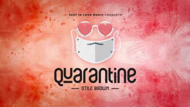 Otile Brown - Quarantine Mp3 Audio Download