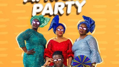 Stonebwoy - African Party Mp3 Audio Download