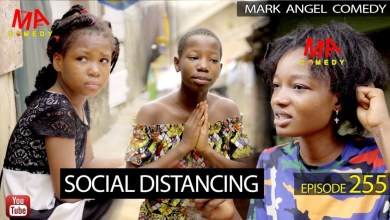 VIDEO: Mark Angel Comedy - Social Distance (Episode 255) Mp4 Download