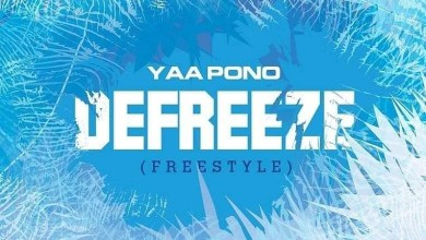 Yaa Pono - Defreeze (Freestyle) Mp3 Audio Download