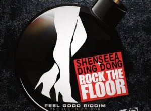 Shenseea Ft. Ding Dong - Rock The Floor Mp3